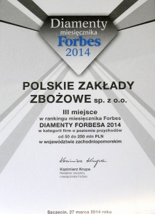 PZZ Diament Forbesa