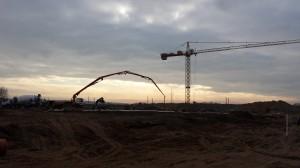 Budowa - grudzień 2014 1